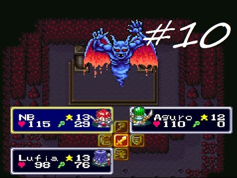 Let's Play Lufia & the Fortress of Doom #10 - Possessed