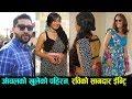 आँचल राम्री कि प्रियंका, nepali movie 'Satru Gate' 51 days/ Ravi Lamichhane/ Rato Khursani
