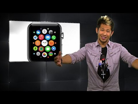 Apple Byte - The Apple Watch will launch in Spring 2015