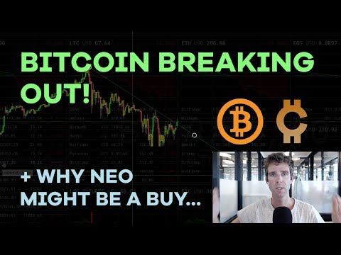 Bitcoin Break Out? NEO Might Be A Buy, Enigma ICO, Predicting Bubbles – CMTV Ep40