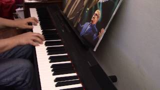 The Open Chord (Elton John) piano cover by Manny Sousa