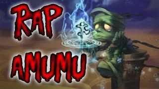 RAP DE CAMPEONES ||| AMUMU ||| SHARKNESS (con Asuna)