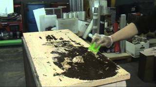 GraphXOff™ Paint Remover - How-To Remove Paint and Varnish - Furniture