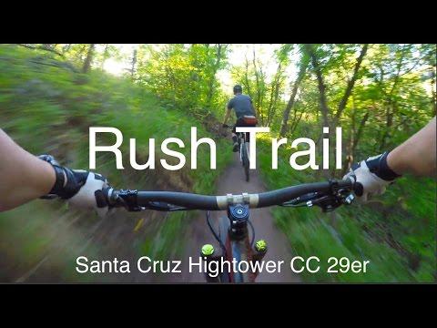 Santa Cruz Hightower on Rush Trail Draper Utah
