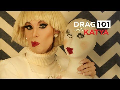 Drag 101 - Episode 08: BEAUTY: Lab - We Love Katya