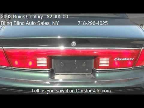 2003 Buick Century Custom - for sale in Ozone Park, NY 11416
