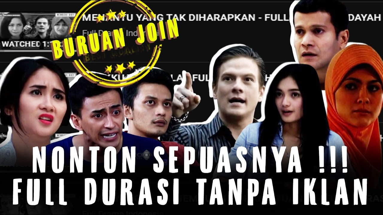 Full Drama Indonesia YouTube Membership Channel