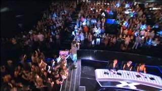 The Script - Hall Of Fame - live in Australia on The X Factor Australia 2012 - Top 11 [FULL]