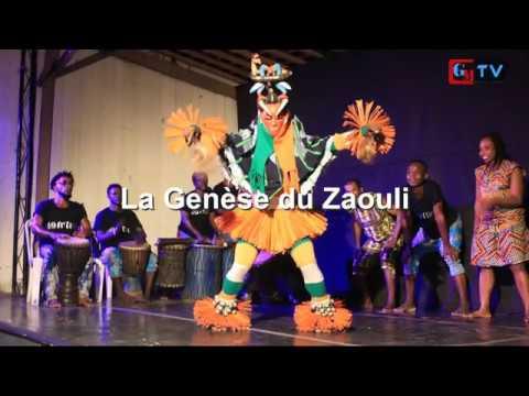 Zaouli_Afrik_Art_dance  N°1 en Côte d'ivoire