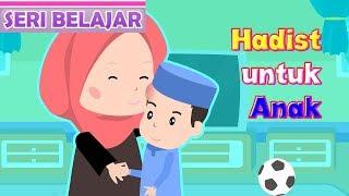 Belajar Hadits Ridho Orang Tua Anak Islam Bersama Jamal Laeli