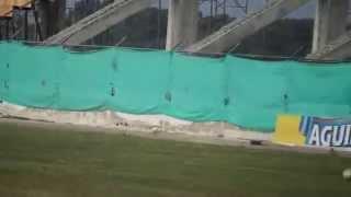 Así jugo el @ClubUnionMagsa ante @ValleduparVFC. Video: Orlando Marchena.