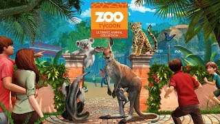 Zoo Tycoon: Ultimate Animal Collection [Gameplay, PC]