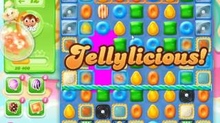 Candy Crush Jelly Saga Level 748 - NO BOOSTERS