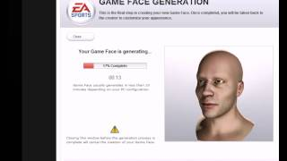 Tutorial Game Face Fifa 2012 PS3
