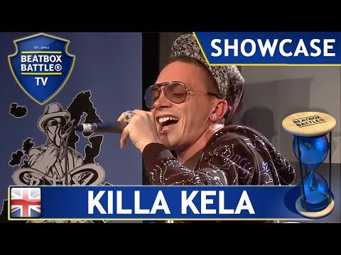 Killa Kela from England - Showcase - Beatbox Battle TV