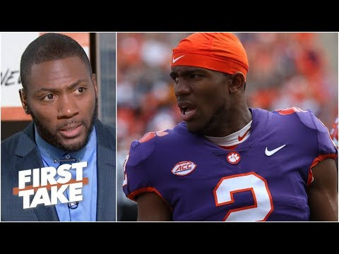 Kelly Bryant chose to leave Clemson, so he doesn't deserve a ring – Ryan Clark | First Take