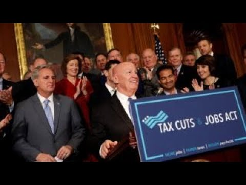 House passes tax bill, again and with fixes, sending final $1.5 trillion ...