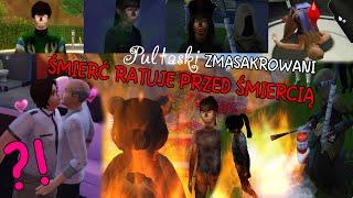 #48 The Sims 4 - Śmierć ratuje przed śmiercią!