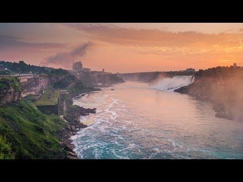 Travel Photography – Niagara Falls, Canada
