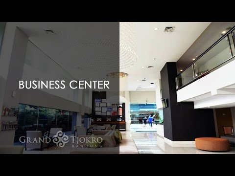 Business center Grand Tjokro Bandung