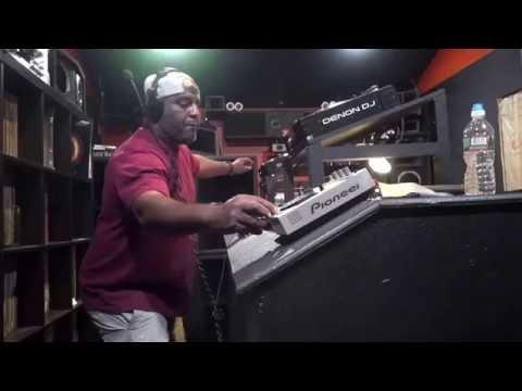 Dj Malik Playing At Live At The Man Cave 2.0
