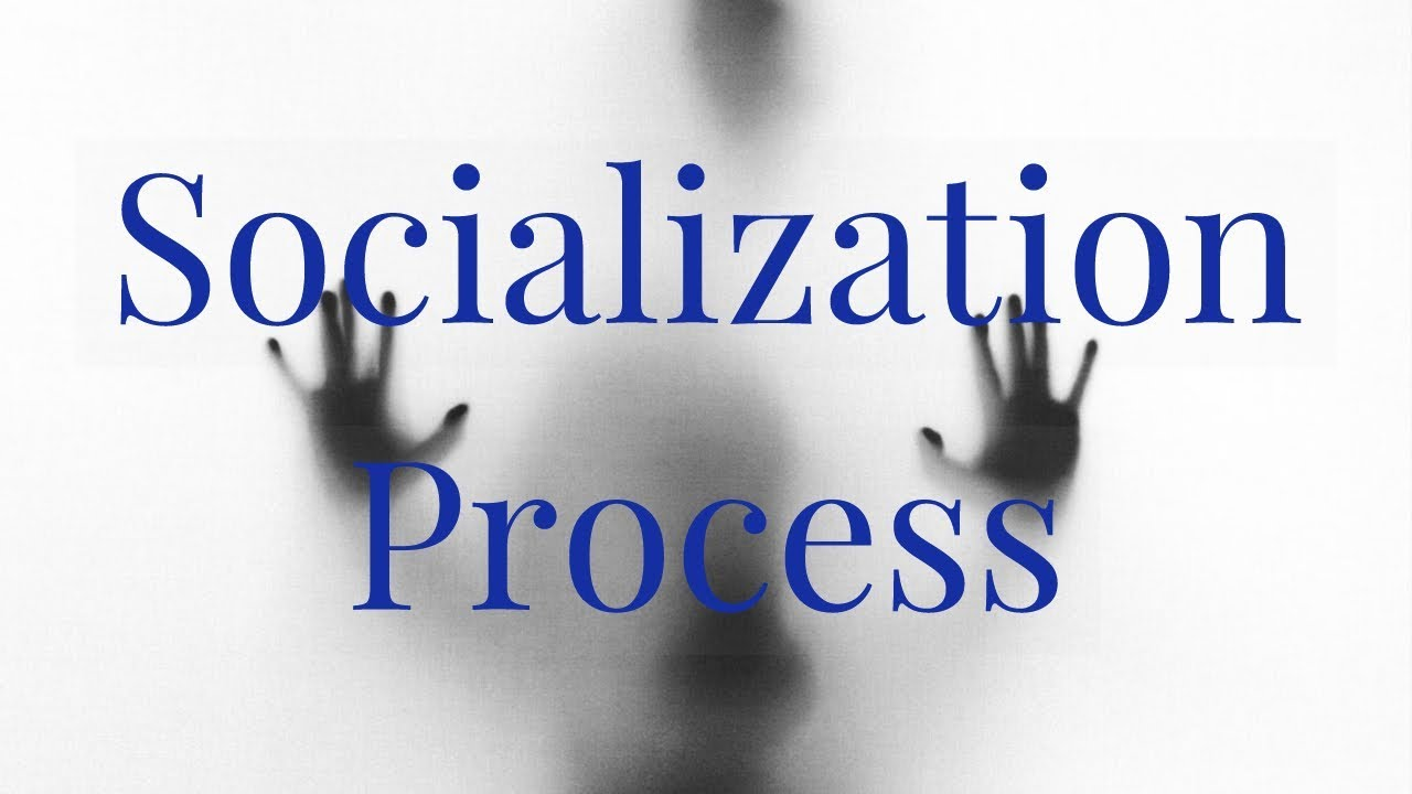 child socialization process