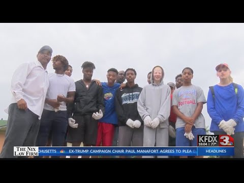 Operation Fresh Start helps clean-up community