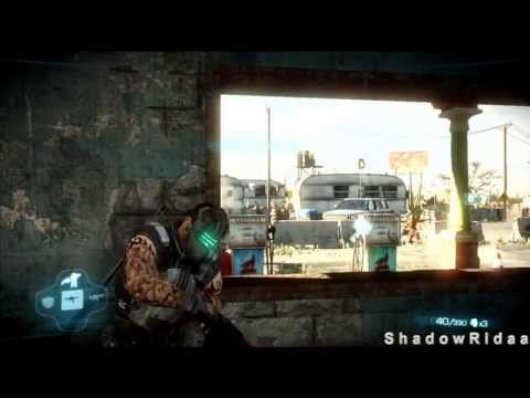 Army Of Two: The Devil's Cartel Gameplay Walkthrough: Part 5 - Outside Contact - Mission 3