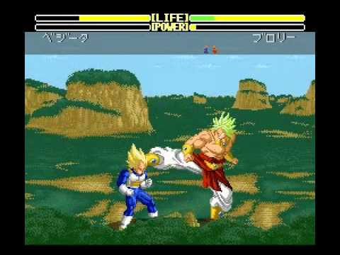 dragon ball z super butouden 2 snes