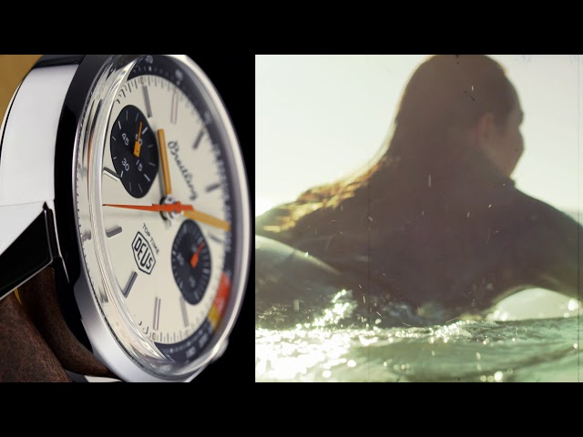 Breitling Top Time Deus Product Movie