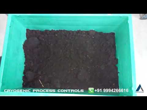 Cryogenic Process Controls   Organic Waste Composter Plant   Chennai