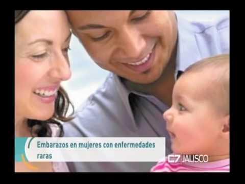 Entrevista Dr. Alejandro Chávez Badiola acerca de Embarazos en mujeres con enfermedades raras