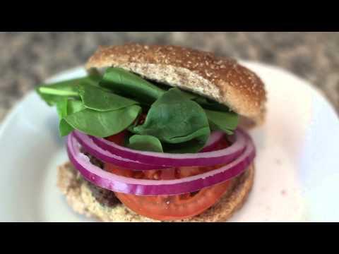 What Are the Health Benefits of Hamburgers? : Fresh Kitchen