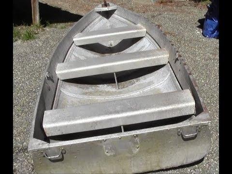 How To Repair An Aluminum Boat