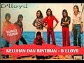 KELUHAN DAN RINTIHAN - D LLOYD karaoke nostalgia