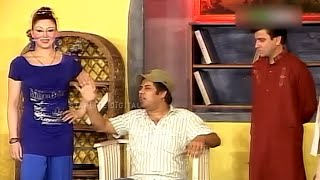 Best Of Naseem Vicky and Tariq Teddy New Pakistani Stage Drama Full Comedy Clip