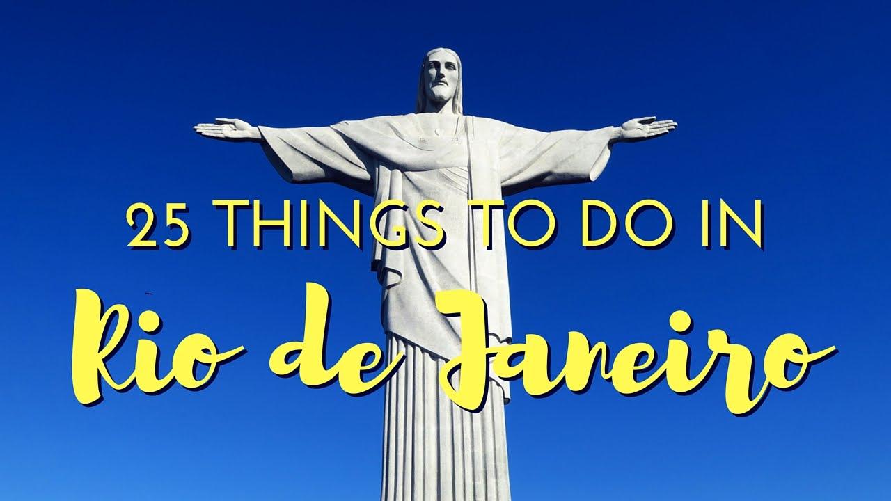 2c73fa169 25 Things to do in Rio De Janeiro