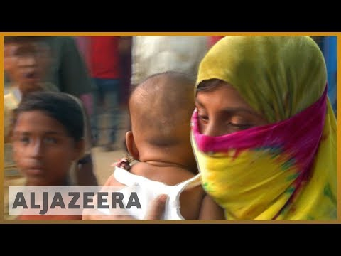 🇲🇲 Raped Rohingya Women Due To Give Birth In Refugee Camps | Al Jazeera English