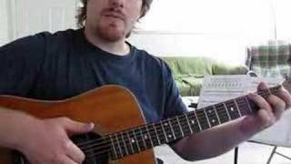 Scarborough Fair Guitar Lesson -GuitarLessonGuy.com