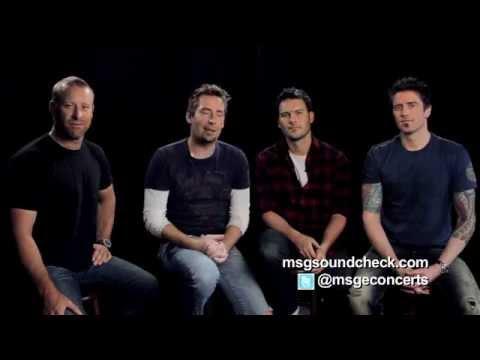 Nickelback Interview