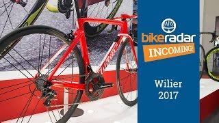 Wilier 2017 Cento10 Air & e803TRB E-bike
