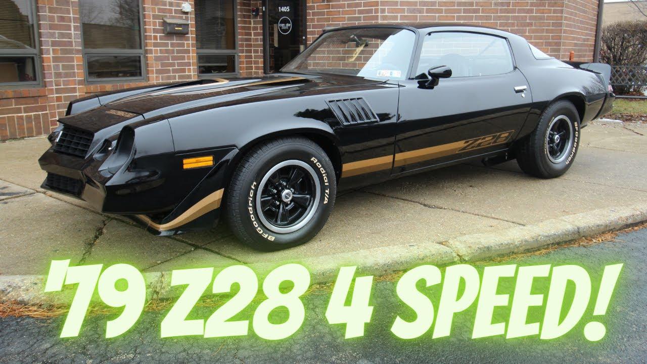 1979 Chevrolet Camaro Z28 - For Sale!