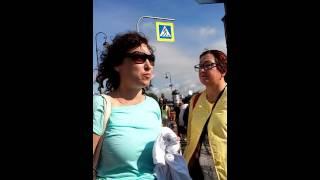 Обманутые дольщики ГК Титан в День ВМФ