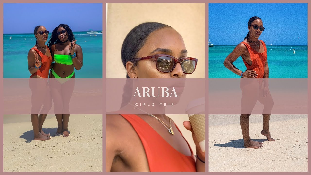 TRAVEL VLOG | ARUBA Caribbean VACATION