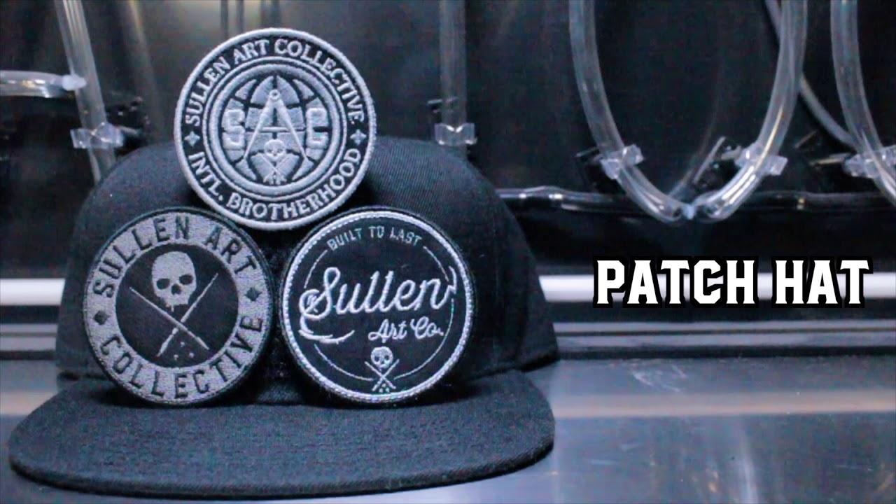 908cdbaa915ec Sullen Velcro Patch Hat - YouTube