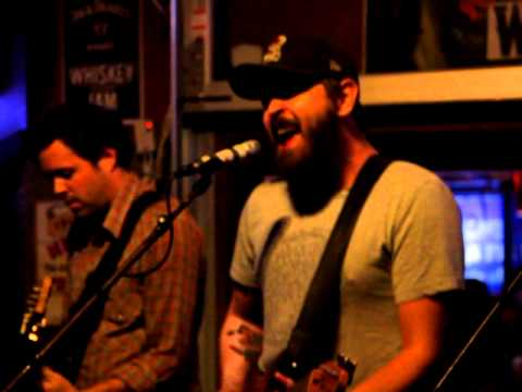 "Whiskey Jam 1st Anniversary - Jonathan Singleton ""Let it Rain"""