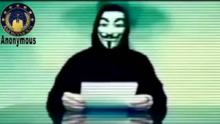 Anonymous - Freedom of Speech 2014