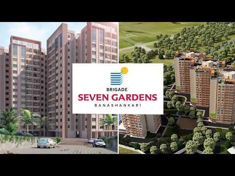Brigade Seven Gardens Luxury Apartments in Banashankari, Bangalore