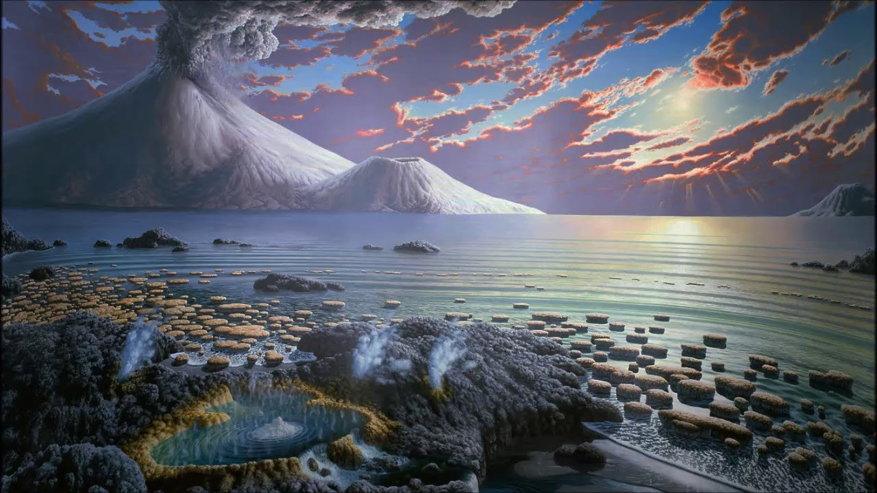 Archean Life on Earth and Astrobiology by Dr Mukund Sharma, BSIP (ACoeA Webinar)