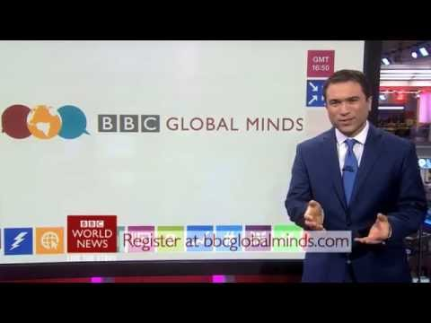 Join BBC Global Minds